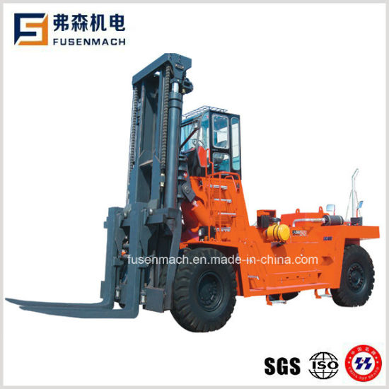 42ton Heavy Duty Container Forklift Fd420