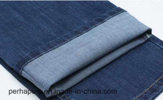 High End Mens Clothes Business Casual Stretch Straight Jeans pictures & photos