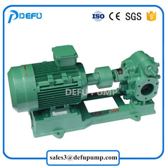 China Chemical Oil Fuel Petroleum Transfer Gear Oil Pump