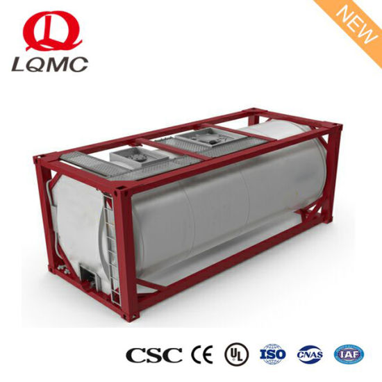 ISO Certification Oil Storage Container From China Manufacturer