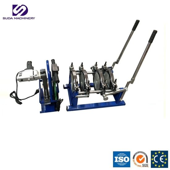 Sdp 200mm HDPE Pipe Jointing Machine