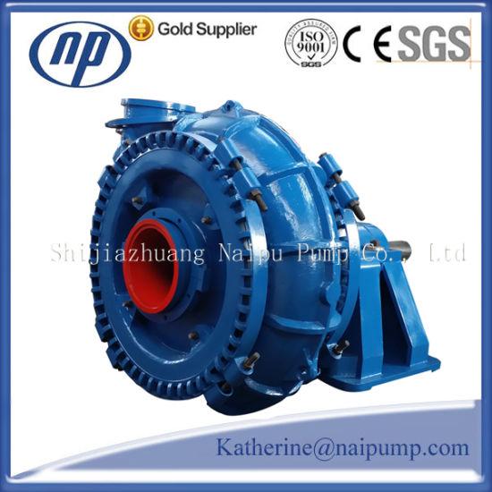 Single-Stage Pump Structure Heavy Sand Dredging Pump (14/12G-G)