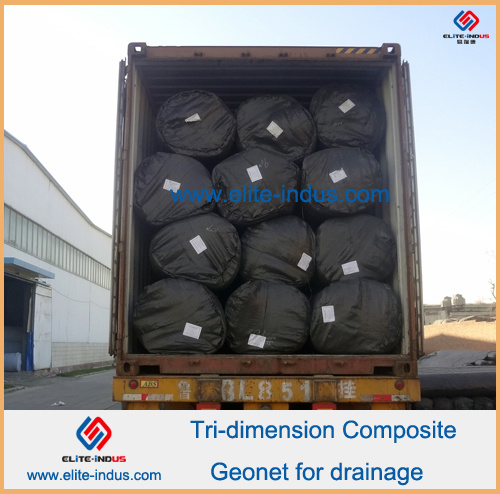Geonet Composite Geotextile Similar to Gse Fabrinet Hf Geocomposite pictures & photos