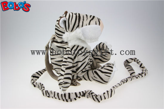 "11.8""Black and White Tiger Children Backpack Children Lost Proof Bags Bos-1237/30cm pictures & photos"
