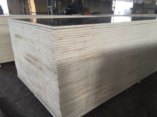 Factory Directly Sale Melamine Faced Marine Plywood for Construction 1220X2440mm pictures & photos