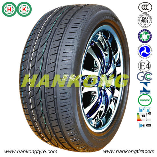 20``-28`` Radial SUV Car Tire UHP Passenger 4X4 Tire pictures & photos