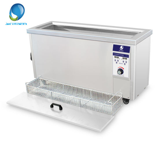 Custom Big Tanks Industrial Ultrasonic Cleaner for Parts Cleaning