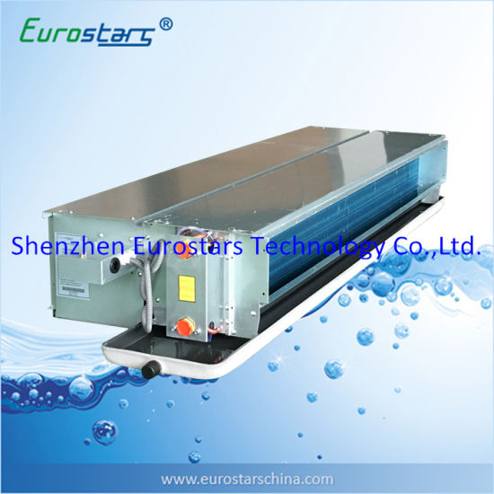 China Ceiling Concealed Fan Coil Unit In Ducted