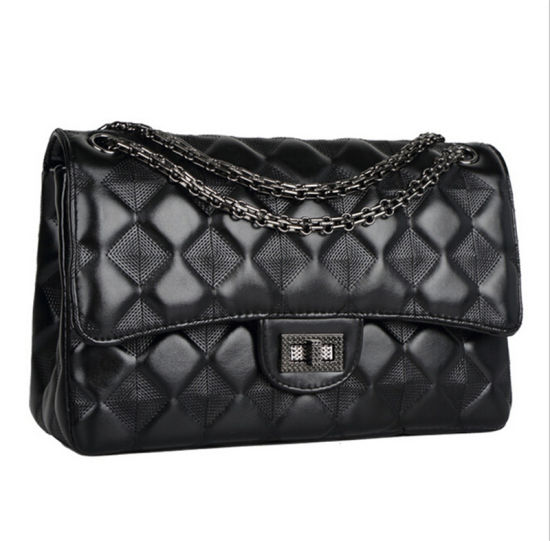 9760a85472a China Wholesale Hot Sale Latest Design Leather Lady Shoulder Bag pictures    photos