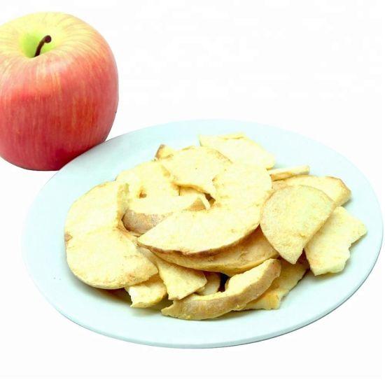 Wholesale Vacuum Fried Dried Apple Fruit Chips
