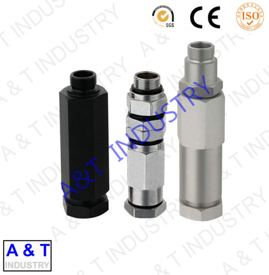 Customized High Precision Aluminum Anodized CNC Part Aluminium Parts pictures & photos