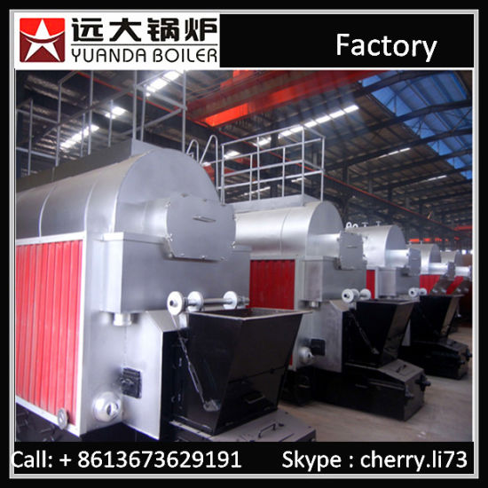 China Energy Saving Dzl Type Industrial Steam Boiler for Textile ...