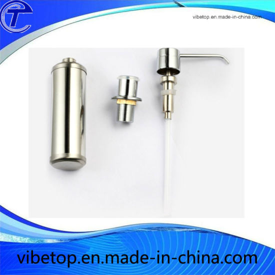 Manual/Automatic Soap Dispenser for Bathroom Accessories pictures & photos