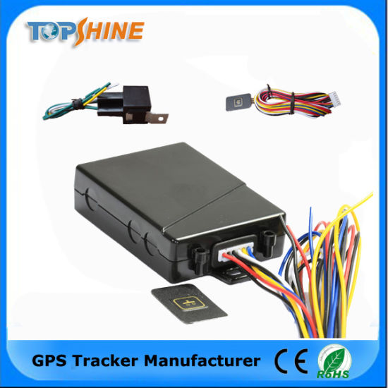 Free Tracking Software Cheap Small Built-in Antenna GPS Tracker Mt01 with  Long Life Battery / Stable Work Efficiency