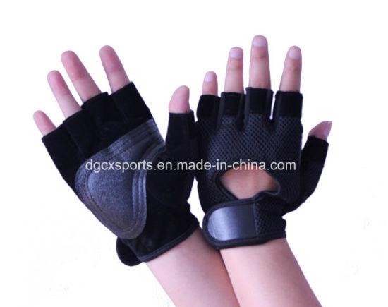 Stylish Neoprene Gym Glove for Lifting