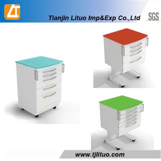 Dental Furniture Cabinet Metal Dental Cabinet