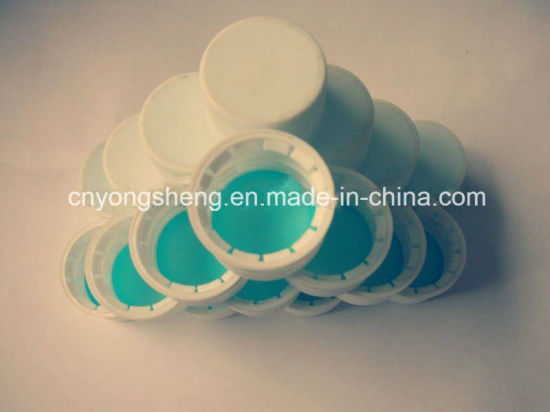 28mm Plastic Cap Folding Mold (YS429) pictures & photos