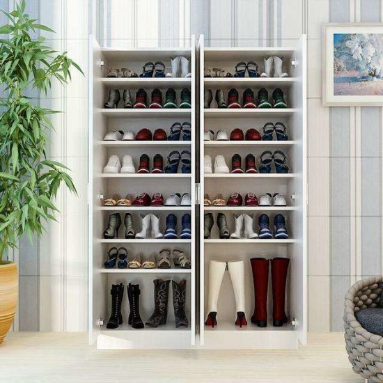 Luxury Shoe Cabinet pictures & photos