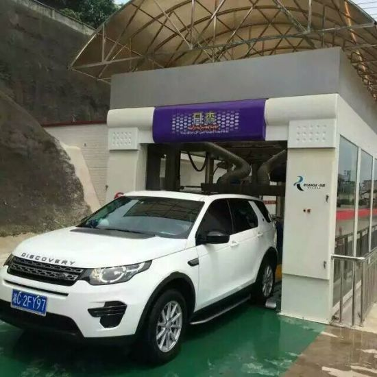 Automatic Car Wash Machine for Lagos Carwash Business pictures & photos