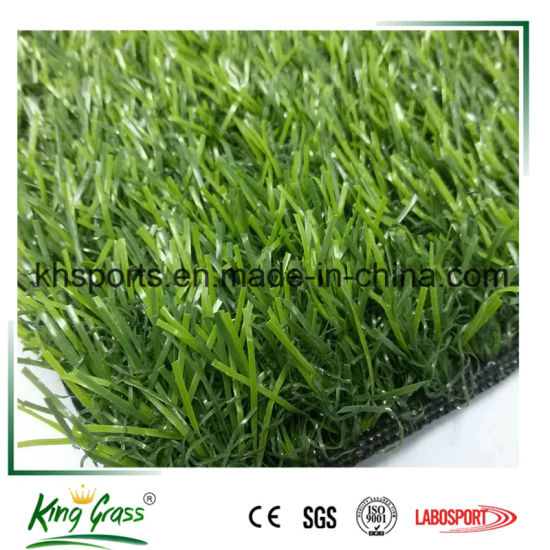 Best-Quality 25mm Height Artificial Grass Mat /Artificial Turf with Cheap Prices pictures & photos