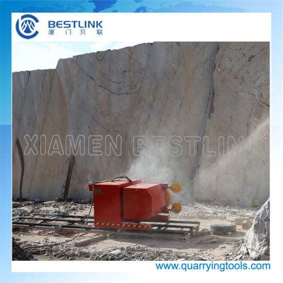 Bestlink Diamond Wire Saw Machine for Quarrying pictures & photos