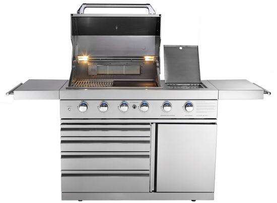 Weber 4 Burner Outdoor BBQ Cabinets Australia Price