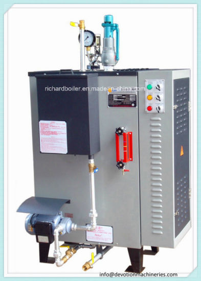 China Compact & Easy Install 100 Kg/Hr Electric Steam Boiler - China ...
