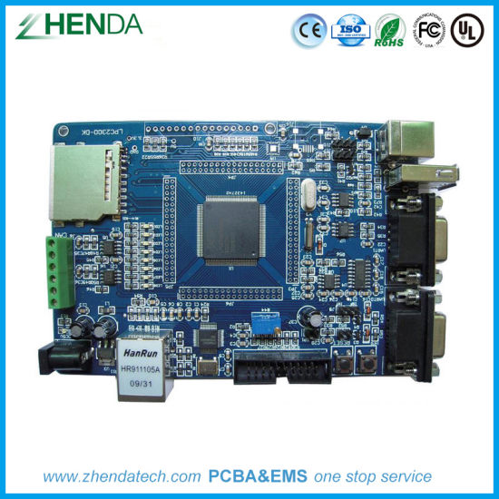 Electronic Contract Manufacturing Customized Multilayer PCBA