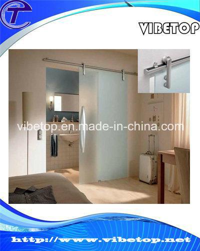 European Modern Barn Door Hardware Sliding Glass Shower Door Hardware