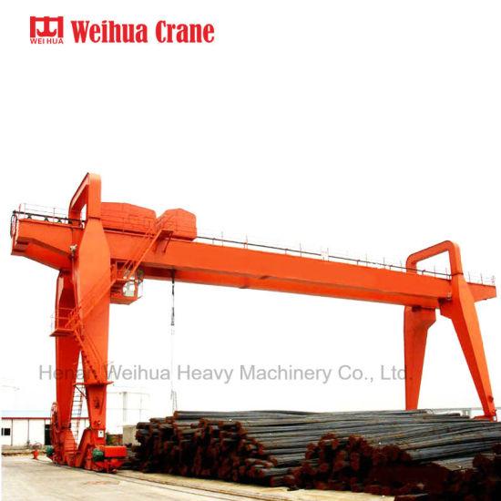 Mg Model Double Girder Gantry Crane 50t 100t 200t