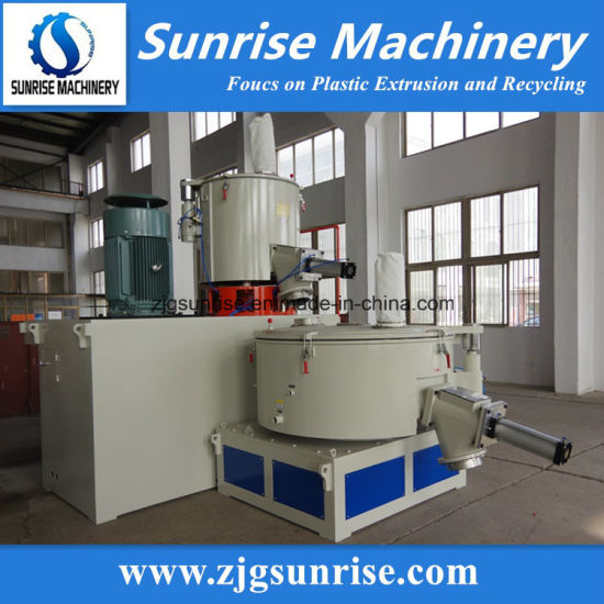 High Speed PVC Hot and Cool Mixer Machine