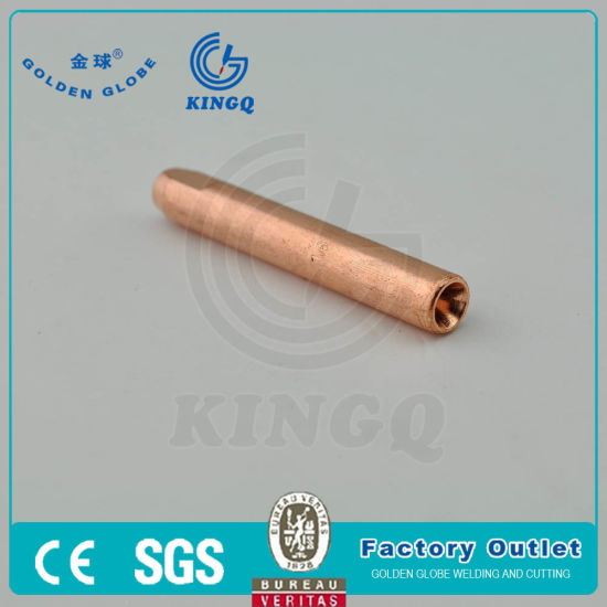 Kingq Bernard MIG CO2 Welding Soldadura Arc Welding Torch, Nozzel pictures & photos