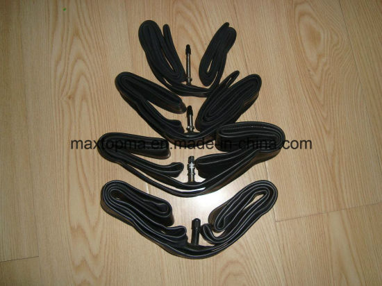 Motorcycle Butyl Rubber Inner Tube / Bike Tyre Inner Tube pictures & photos