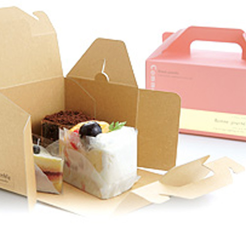 Cake Box/Food Box/ Pizza Packing Box/ Cookies Box pictures & photos