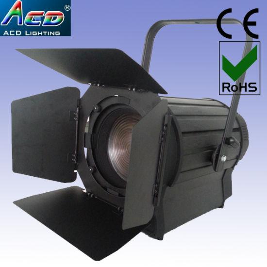 High Power LED 500W Studio Theater Spot Light