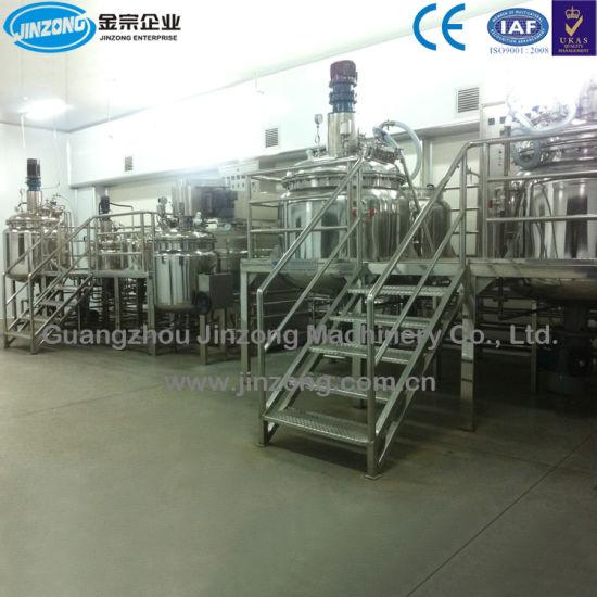 Liquid Detergent Mixing Tank, Liquid Detergent Mixing Machine
