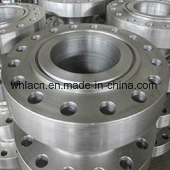 Stainless Steel Precision Casting Investment Casting Lost Wax Casting Pipe Fitting Flange