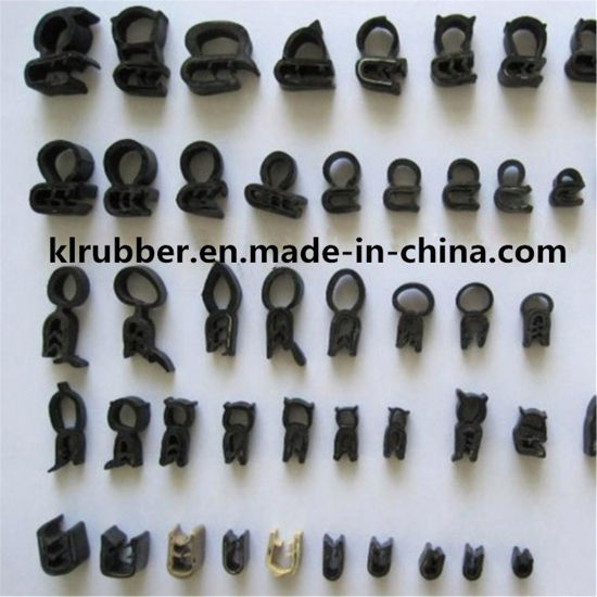 Various Shapes EPDM Sunproof Auto Rubber Seal Strip pictures & photos