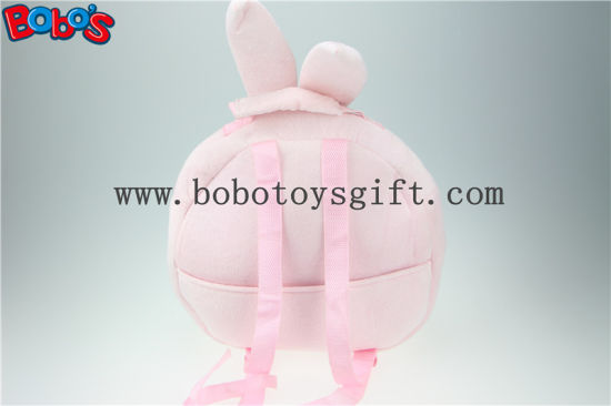 "11.8""Pink Rabbit Children Backpack Cartoon Image Bos1229/30cm pictures & photos"