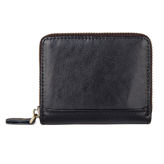 Hot Sales Cheap Price Good Quality Full Grain Leather Credit Cards Wallet Name Cards Holder pictures & photos