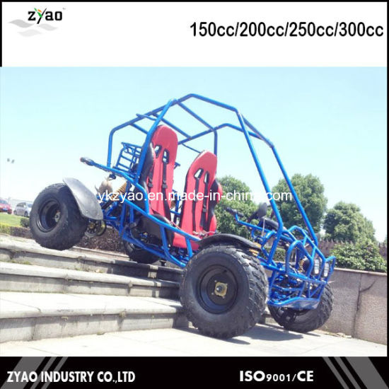 2016newest 150cc Go Kart From China Manufacturer Zyao 200cc Mini Buggy pictures & photos