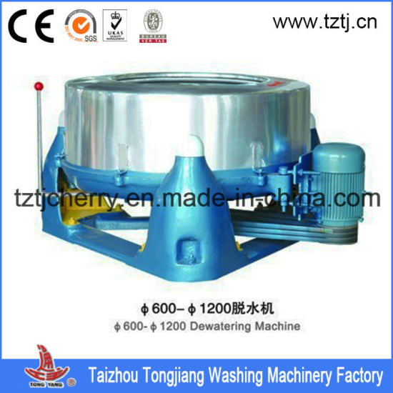10kg-500kg Industrial Laundry Spin Dryer Ss Hydro Water Extractor