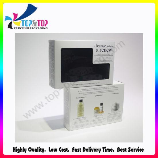 Advertising Folding Custom Cardboard Perfume Box Toilet Paper Box