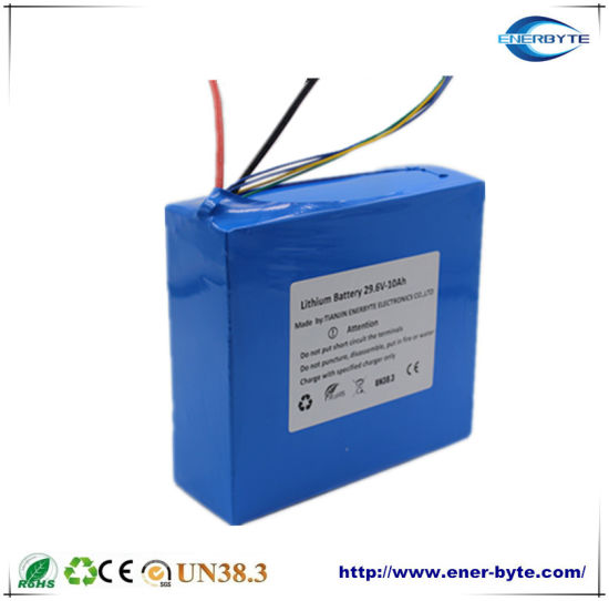Lithium Battery Pack Lithium Polymer Battery LiFePO4 Battery Pack