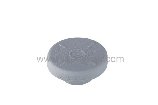20mm Rubber Stopper for Serum (ready to sterile)
