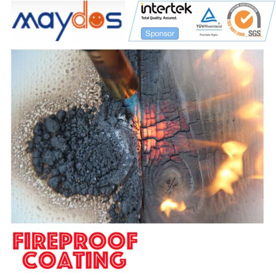 Fire Protection Steel Coating Fire Rated 3 Hours