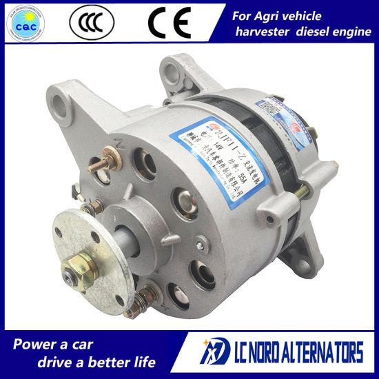 Alternator Of Agricultural Auto Electric System Parts