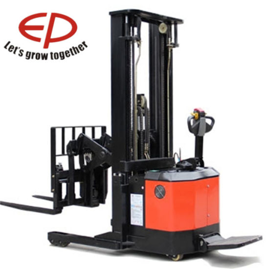 Electric Forklift Battery Reach Truck