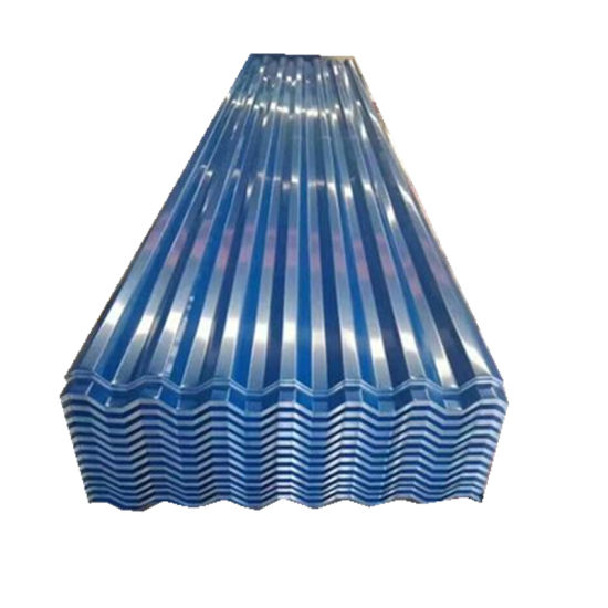 PPGI Dx51d Color Coated Galvanized Corrugated Metal Roof Sheet Price