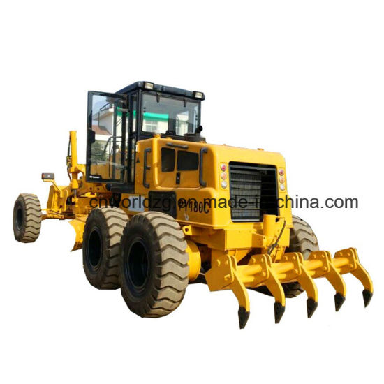 220HP Motor Grader with Middle Scraper (PY220C) pictures & photos